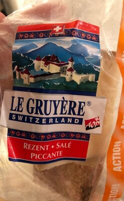 LE GRUYERE - Product