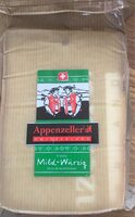 Appenzeller fromage - Prodotto - fr