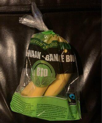 Bananes bio fairtrade - Product - fr