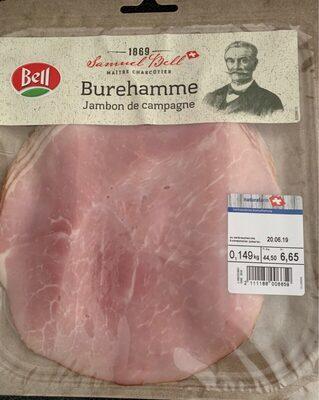Burehamme / jambon de campagne - Produit - fr
