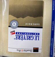 Gruyère switzerland - Product
