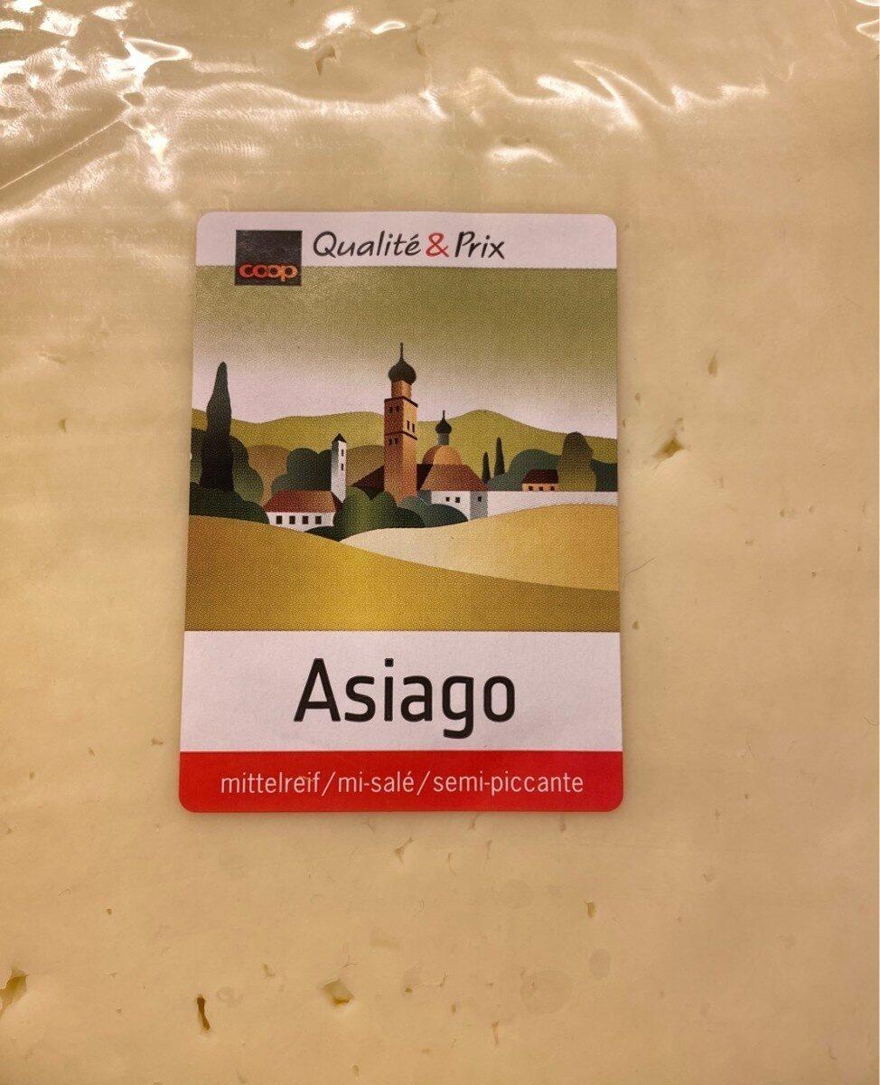 Asiago - Product - fr