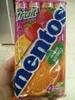 Mentos fruits  - Product