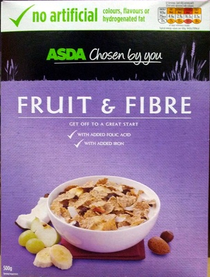 Fruit & fibre - Product - en
