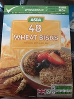Wheat Bisks - Product