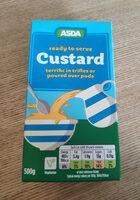 Ready to serve Custard - Product - en