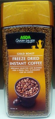 Gold Roast Freeze Dried Instant Coffee - Product