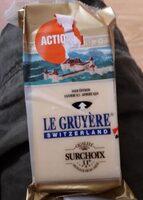 Le Gruyère AOP Surchoix - Prodotto - fr