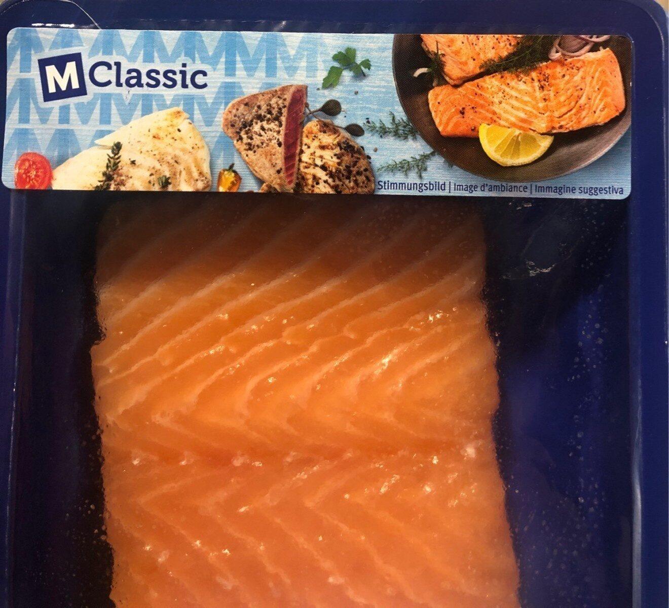 Filet de saumon sans peau ASC - Produit - fr