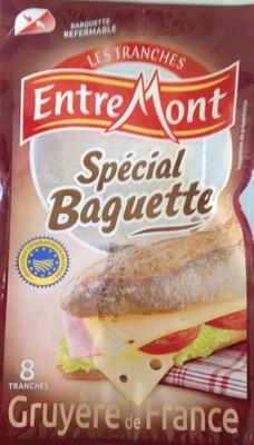 Gruyère de France spécial baguette - Product