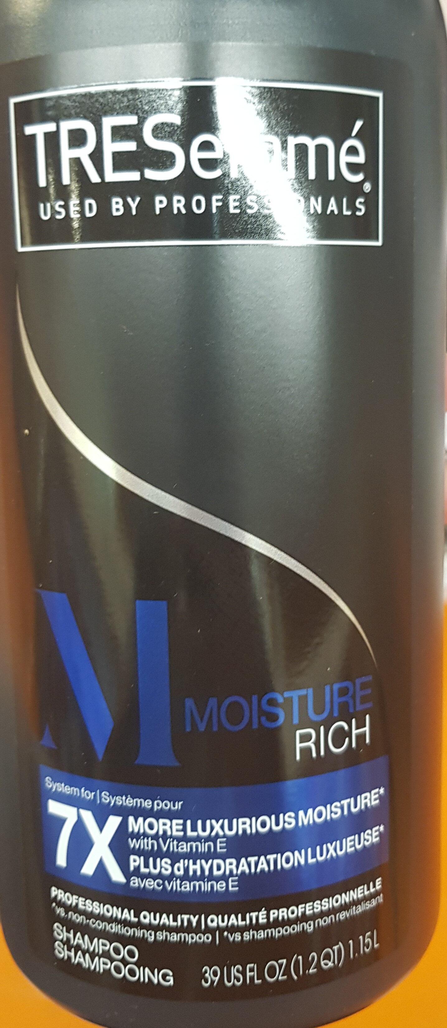 Tresemee Moisture Rich - Produit - en