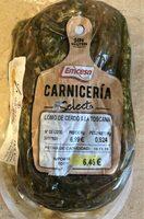 Lomo de cerfo a la toscana - Produit - es