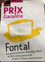 Fontal - Prodotto - fr