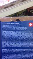 Pâté à l'Armagnac - Ingredients