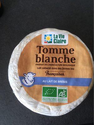 Tomme blanche - Produit