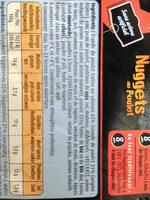 nuggets de poulet - Ingrédients - fr