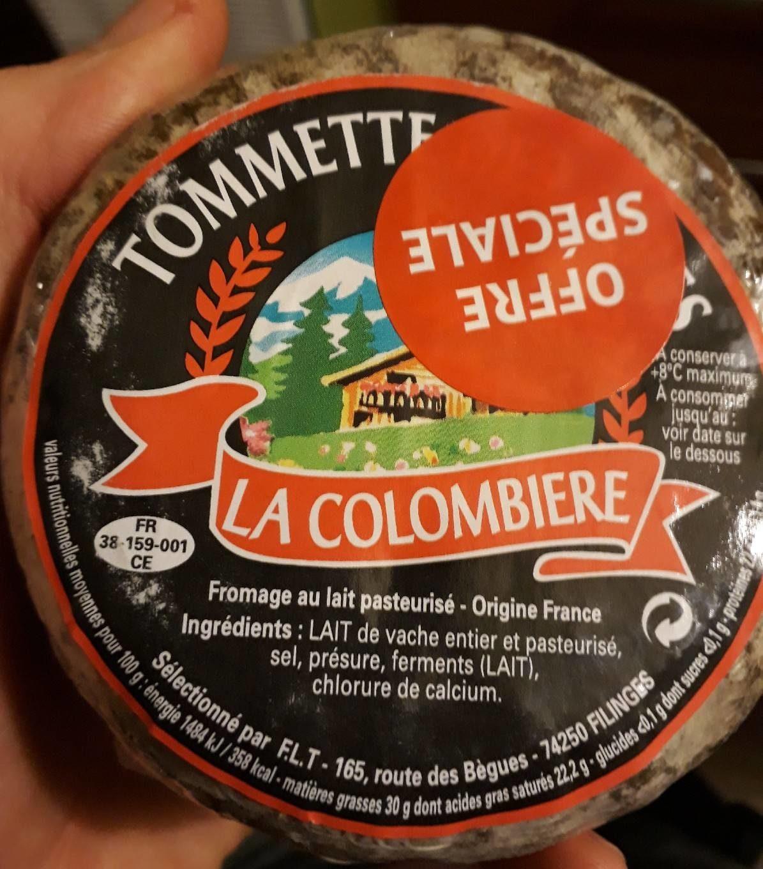 Tommettes des Alpes env 300G - Product - fr