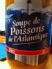 Soupe de poisson de l'Atlantique - Produit