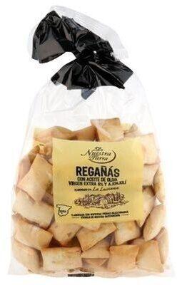 Regañas con ajonjoli - Produit