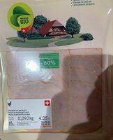 Poitrine de poulet fumé - Prodotto - fr