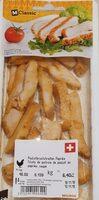 Filets de poitrine de poulet au paprika - Product - fr