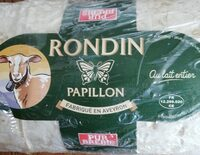 Rondin Papillon fromage de brebis au lait pasteurisé - Produit - fr