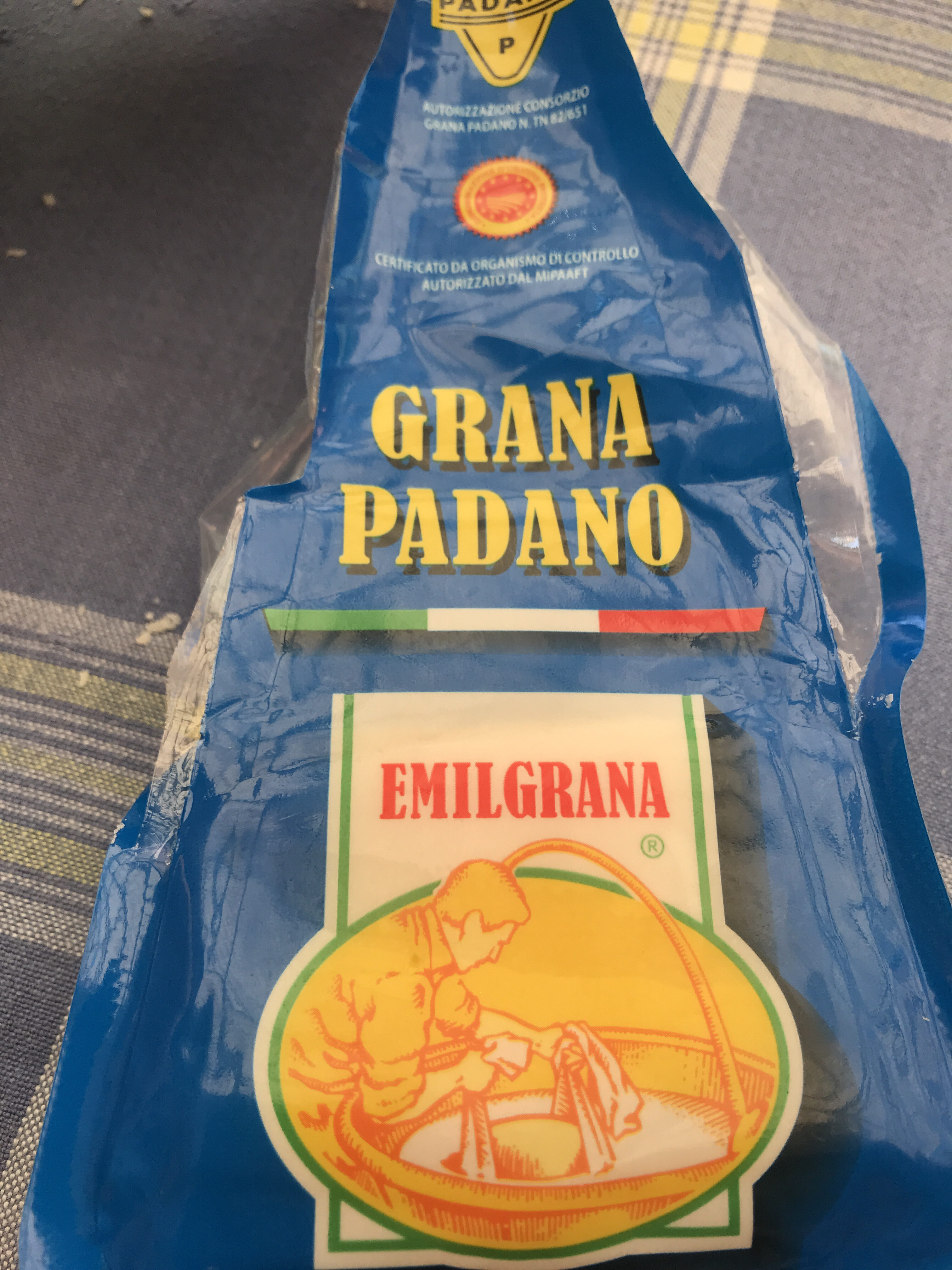 Grana Padano Emilgrana - Producto