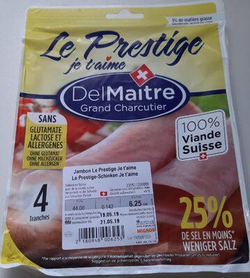 Jambon le prestige - Produkt - fr