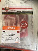 Schweinsplätzli Nierstück - Prodotto - de