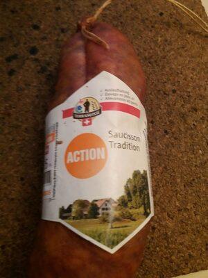 Saucisson Tradition - Prodotto - fr