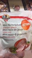 Mini noix de jambon fumée, cuite - Prodotto - fr