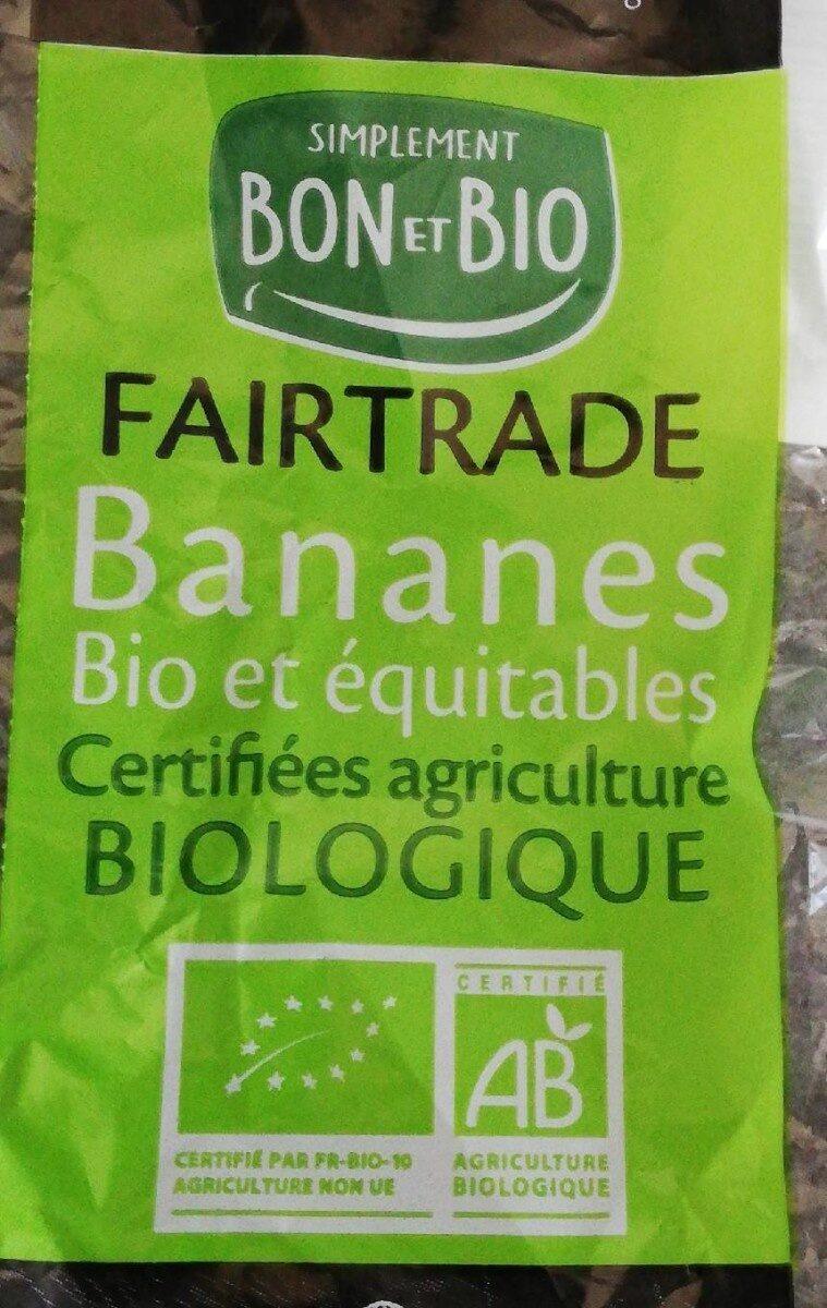 Banane bio fair-trade - Produit