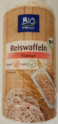 Reiswaffeln Natur - Product - de