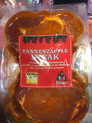 Tannenzäpfle Steak - Product - de