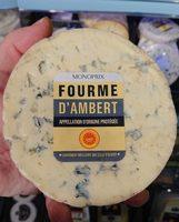 Fourme d'Ambert AOP - Produit - fr