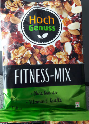 Fitness Mix - Product
