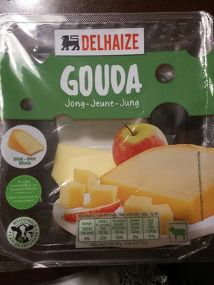 bloc gouda jeune - Product