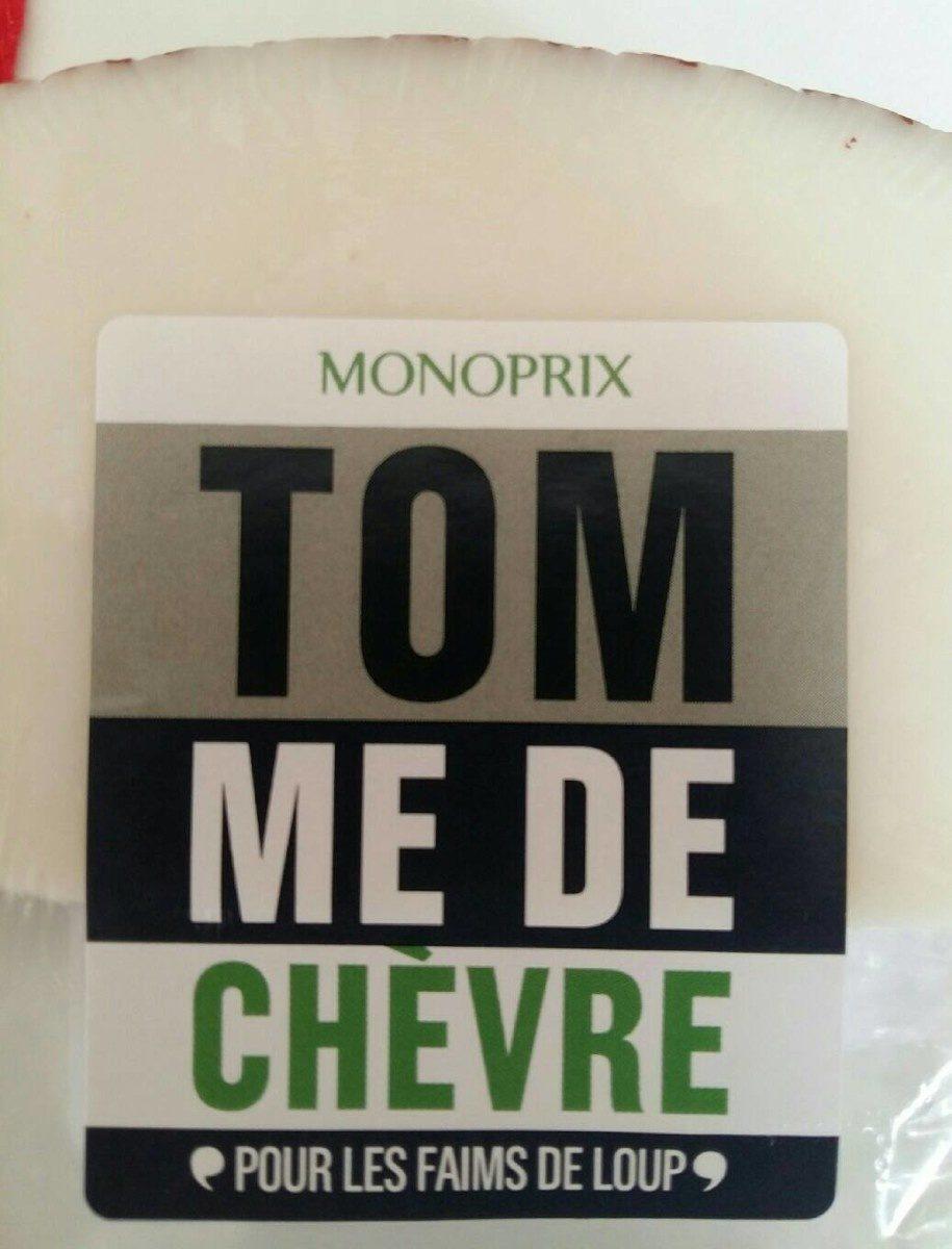 Tomme de chèvre - Prodotto - fr