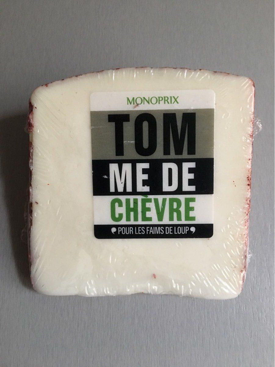 Tomme de chèvre - Produit - fr