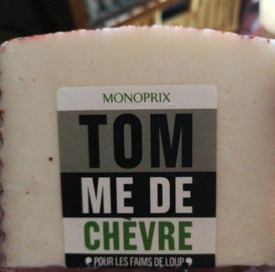Tomme de chevre - Produit - fr