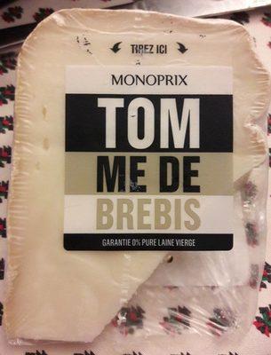 Tomme de brebis - Produit - fr