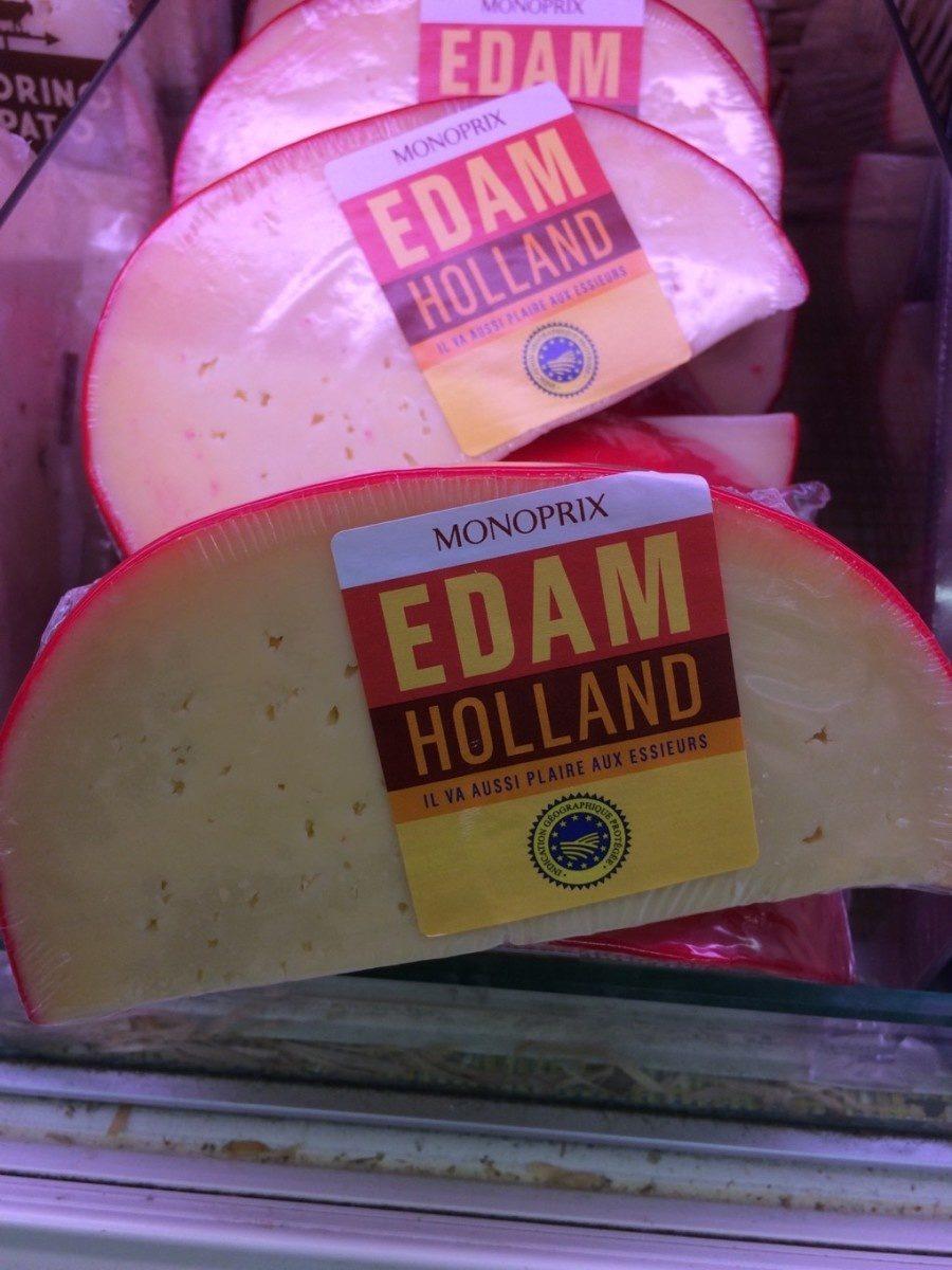 Edam Holland - Produit - fr
