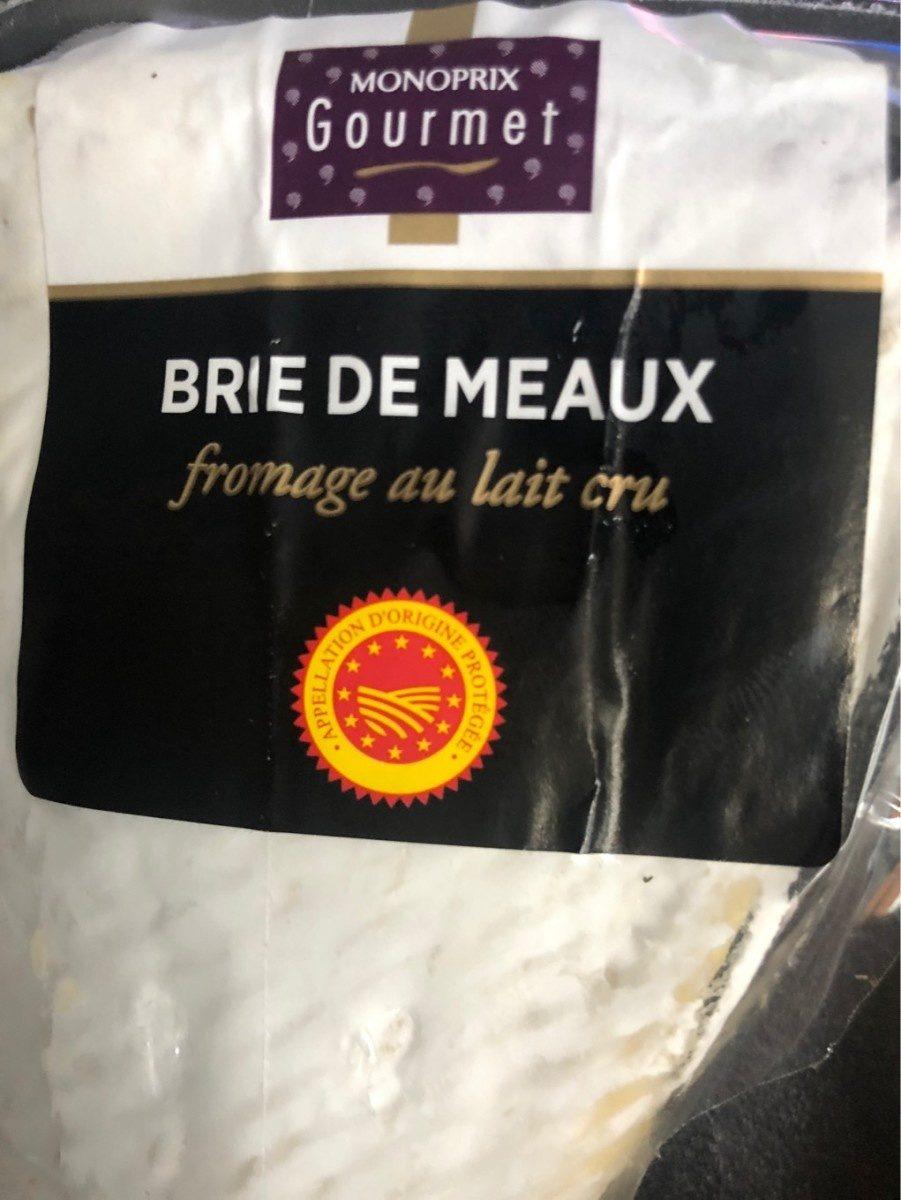 Brie de meaux - Product - fr