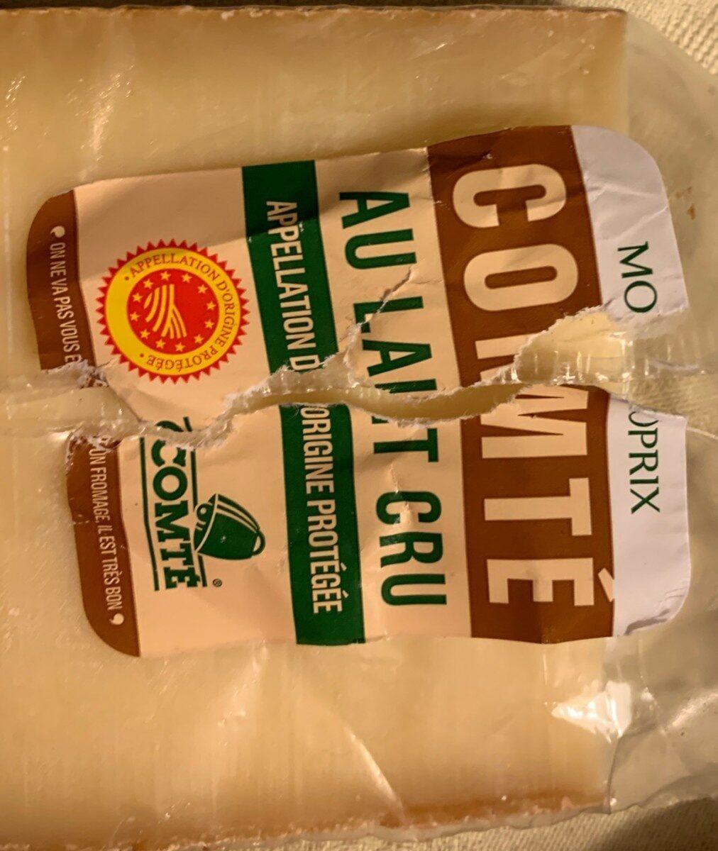comté au lait cru - Product - fr