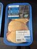 4 hauts de cuisse de poulet - Produit