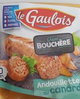 Andouillettes au canard - Produit