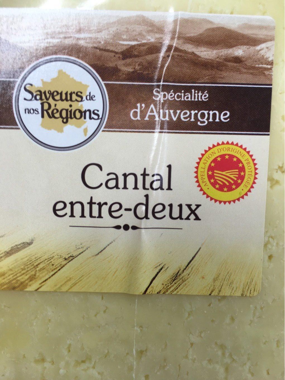 Cantal entre deux - Product