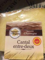 Cantal entre deux - Produit