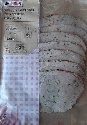 Filet de poulet fines herbes - Produkt