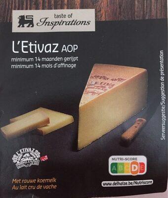 L'Etivaz AOP - Product